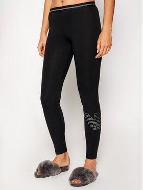 Emporio Armani Underwear Emporio Armani Underwear Leggings 164162 0A232 00020 Schwarz Slim Fit