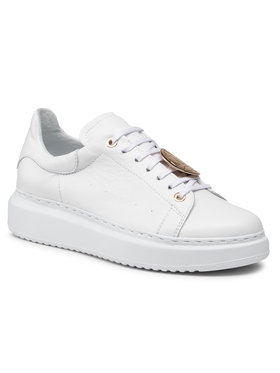 Eva Minge Eva Minge Sneakers EM-26-09-001114 Alb