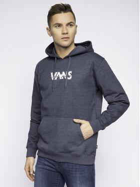 Vans Vans Sweatshirt Dark Times VN0A49SV7UP1 Dunkelblau Loose Fit