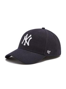 47 Brand 47 Brand Casquette New York Yankees B-MVPSP17WBP-NY Bleu marine