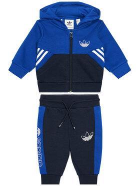 adidas adidas Sportinis kostiumas Sprt Collection GN2270 Mėlyna Regular Fit