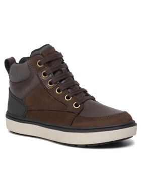 Geox Geox Sneakersy J Mattias B Abx A J940DA 032PG C0196 S Hnědá