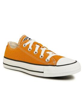 Converse Converse Кецове Ctas Ox 168578C Оранжев