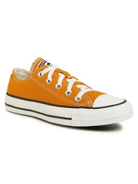 Converse Converse Sportbačiai Ctas Ox 168578C Oranžinė