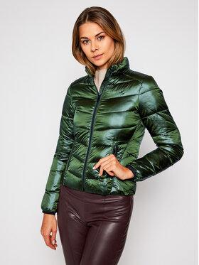 Calvin Klein Jeans Calvin Klein Jeans Kurtka przejściowa J20J215004 Zielony Regular Fit