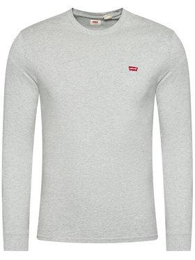 Levi's® Levi's® Тениска с дълъг ръкав Housemark Tee 72848-0006 Сив Regular Fit