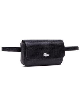 Lacoste Lacoste Övtáska Belt Bag NF3390KL Fekete