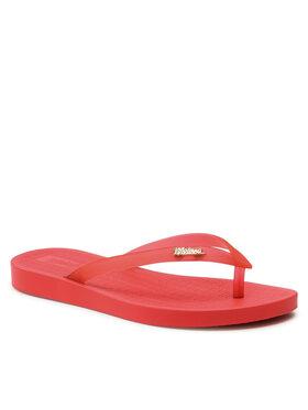 Melissa Melissa Джапанки Sun Flip Flop Ad 33493 Червен