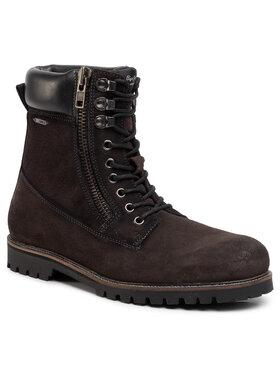 Pepe Jeans Pepe Jeans Outdoorová obuv Melting Woodland PMS50184 Sivá
