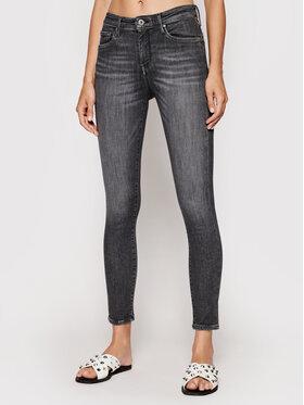 Pepe Jeans Pepe Jeans Дънки Zoe PL203616 Черен Skinny Fit