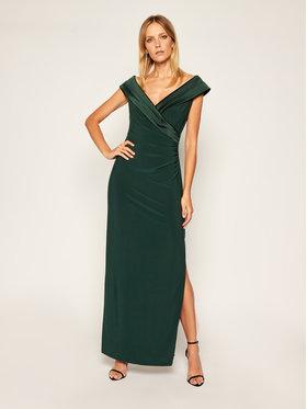 Lauren Ralph Lauren Lauren Ralph Lauren Vakarinė suknelė Long Gown W 253767936007 Žalia Regular Fit