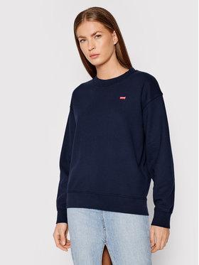 Levi's® Levi's® Majica dugih rukava Standard Fleece 24688-0027 Tamnoplava Regular Fit