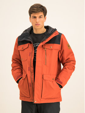 Quiksilver Snowboardová bunda Raft EQYTJ03227 Bordová Modern Fit