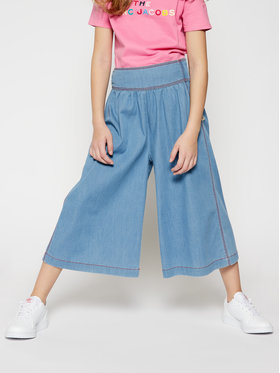 Little Marc Jacobs Little Marc Jacobs Džínsy W14237 M Modrá Regular Fit