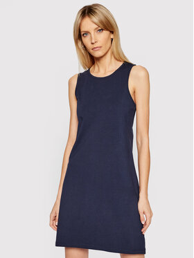 CMP CMP Kasdieninė suknelė 30D6516 Tamsiai mėlyna Regular Fit