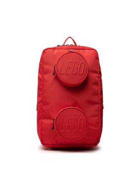 LEGO LEGO Hátizsák Brick 1x2 Backpack 20204-0021 Fekete