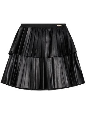 Guess Guess Sukňa K0BD00 WDE50 Čierna Regular Fit