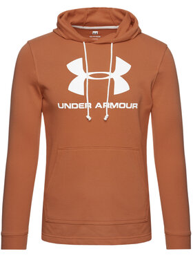 Under Armour Under Armour Bluză UA Sportstyle Terry 1348520 Roșu Loose Fit