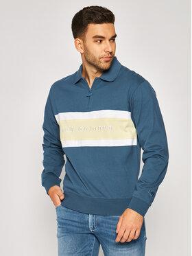 New Balance New Balance Džemperis Nbathprprugby MT01513S Mėlyna Regular Fit