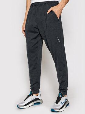 Nike Nike Donji dio trenerke Yoga Dri-FIT CZ2208 Crna Standard Fit