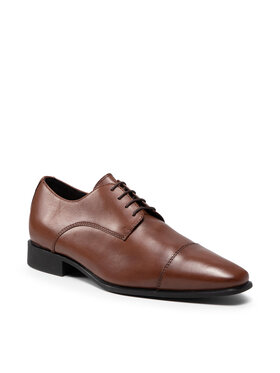 Geox Geox Κλειστά παπούτσια U High Life A U0299A 00043 C6026 Καφέ