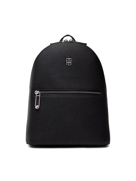 Tommy Hilfiger Tommy Hilfiger Torebka Th Element Dome AW0AW10451 Beżowy