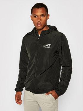 EA7 Emporio Armani EA7 Emporio Armani Átmeneti kabát 8NPB04 PNN7Z 1200 Fekete Regular Fit