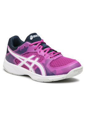 Asics Asics Buty Gel-Tactic GS 1074A014 Fioletowy