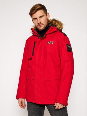 Helly Hansen Helly Hansen Kurtka zimowa Svalbard 53150 Czerwony Regular Fit