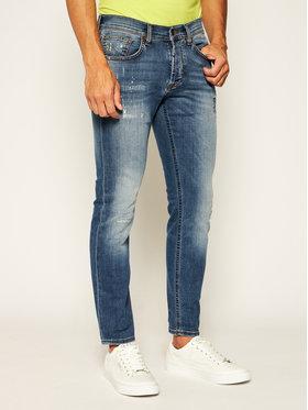 Baldessarini Baldessarini Straight Fit Jeans John 16511/000/1427 Dunkelblau Slim Fit