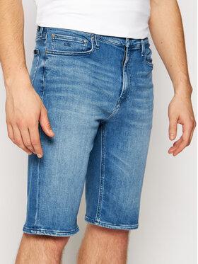 Calvin Klein Calvin Klein Дънкови шорти K10K107212 Син Slim Fit