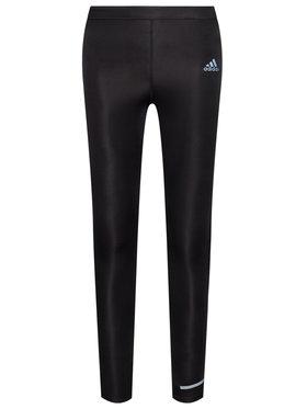 adidas adidas Leggings Own The Run ED9288 Fekete Tight Fit