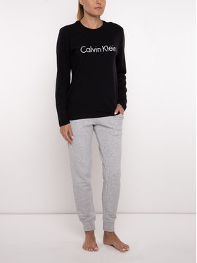 Calvin Klein Underwear Calvin Klein Underwear Palaidinė 000QS6164E Juoda Relaxed Fit