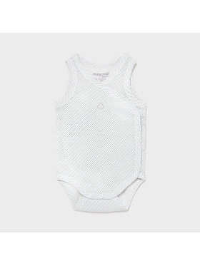Mayoral Mayoral Body bébé 1790 Blanc Regular Fit