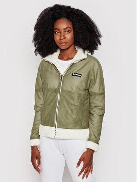 Columbia Columbia Polár kabát Bundle Up™ Full Zip Fleece 1907222 Bézs Relaxed Fit