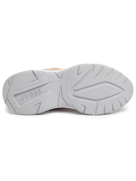 Guess Guess Sneakersy Flaus FL5FLS FAB12 Růžová
