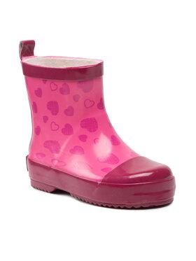 Playshoes Playshoes Gumicsizma 180331 S Rózsaszín