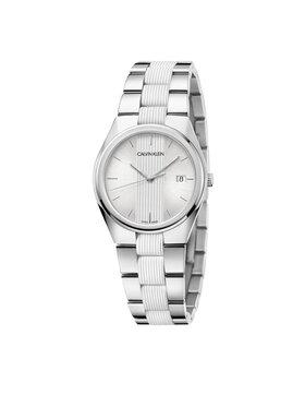 Calvin Klein Calvin Klein Часовник Lady K9E231K6 Сребрист