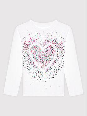 Desigual Desigual Блуза Core 21WGTK10 Бял Regular Fit