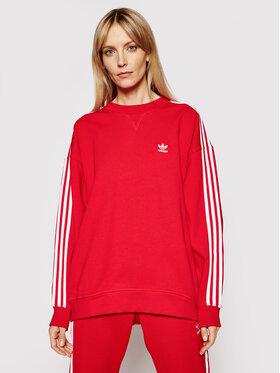 adidas adidas Μπλούζα adicolor Classics GN2829 Κόκκινο Oversize