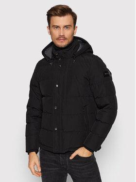 Woolrich Woolrich Pernata jakna Sierra Green CFWOOU0481MRUT2348 Crna Regular Fit