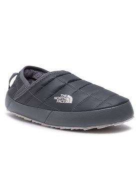 The North Face The North Face Kapcie Thermoball Traction Mule V NF0A3V1HVF01 Szary