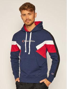 Champion Champion Sweatshirt Sweet Capuche 214783 Bleu marine Comfort Fit