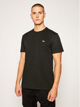 Lacoste Lacoste T-Shirt TH2038 Schwarz Regular Fit
