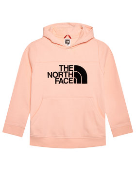 The North Face The North Face Džemperis Drew Peak Hoody NF0A492SK471 Rožinė Regular Fit