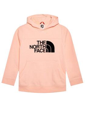 The North Face The North Face Pulóver Drew Peak Hoody NF0A492SK471 Rózsaszín Regular Fit