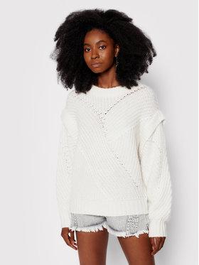 IRO IRO Sweater Acia AP241 Bézs Relaxed Fit