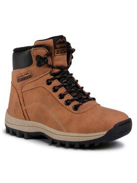 Sprandi Sprandi Ορειβατικά παπούτσια CP40-242JZ-1 Καφέ