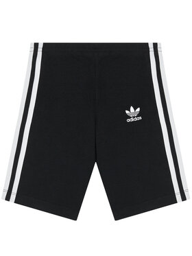 adidas adidas Biciklističke kratke hlače FM5682 Crna Slim Fit