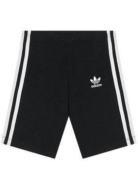 adidas adidas Dviratininko šortai FM5682 Juoda Slim Fit